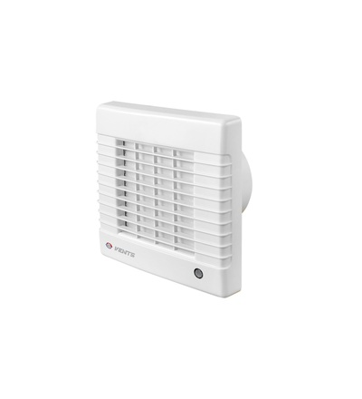 Ventilátor VENTS 150 MATH s automat. žaluzií, ELEMAN 1009316