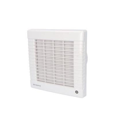 Ventilátor VENTS 150 MATHL s automat. žaluzií, ELEMAN 1009319