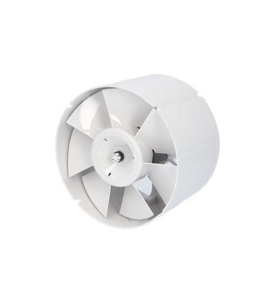 Ventilátor VENTS 150 VKO1L TURBO do potrubí, ELEMAN 1009328