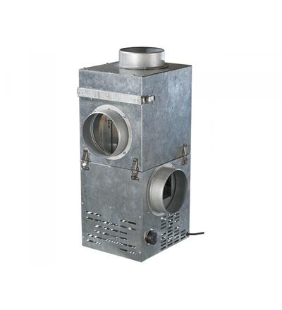 VENTS KFK 125 filtr pro KAM s odbočkou, ELEMAN 1009453