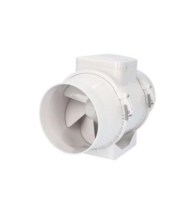 Ventilátor VENTS TT 125 S  potrubní, ELEMAN 1009546
