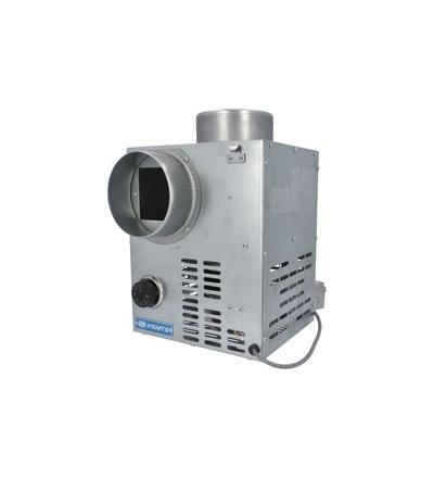 Ventilátor VENTS KAM 125 krbový, ELEMAN 1009640