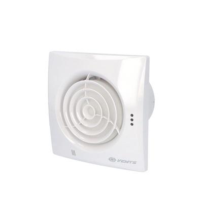 Ventilátor VENTS 100 QUIET TH snížená hlučnost, ELEMAN 9673
