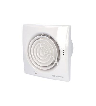 Ventilátor VENTS 125 QUIET snížená hlučnost, ELEMAN 9722
