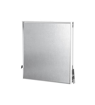 VENTS DKP 150x150 kov.rev.dvířka pod obklad, magnet, ELEMAN 1009866