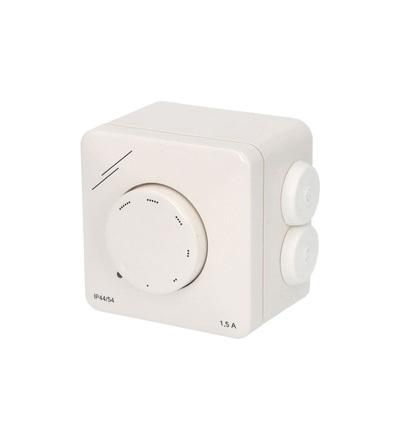 VENTS RS-1,5-PS regulátor otáček 1,5A (345W), ELEMAN 9909