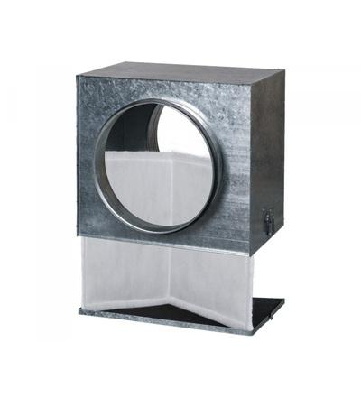 VENTS SFV 100 vzduchovod kovový-Vložka pro FBV 100, ELEMAN 1009925