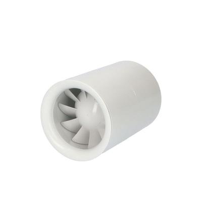 Ventilátor VENTS 100 QUIETLINE T do potrubí, tichý, úsporný, ELEMAN 1010102