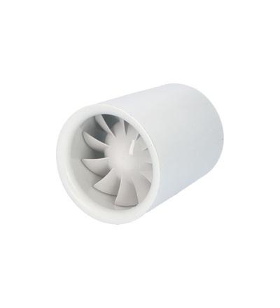 Ventilátor VENTS 125 QUIETLINE do potrubí, tichý, úsporný, ELEMAN 1010106