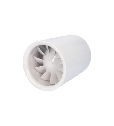Ventilátor VENTS 150 QUIETLINE T do potrubí, tichý, úsporný, ELEMAN 1010114