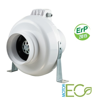 Ventilátor VENTS VK 100 EC potrubní s EC motorem, ELEMAN 1010250