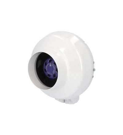 Ventilátor VENTS VK 125 EC potrubní s EC motorem, ELEMAN 1010251
