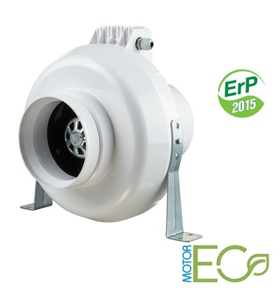 Ventilátor VENTS VK 250 EC potrubní s EC motorem, ELEMAN 1010254