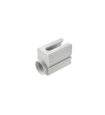 Svorka připojovací ES/35-S/G na fáz. lištu, krytá, 35mm2 / 2010902, vestavná šířka 20mm, ELEMAN 304