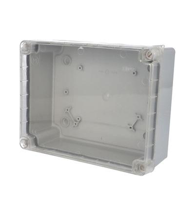 FAMATEL Krabice 3044 IP55 235x182x95mm průhl. 3044