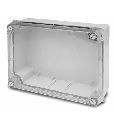 FAMATEL Krabice 3045 IP55 320x250x135mm průhl. 3045