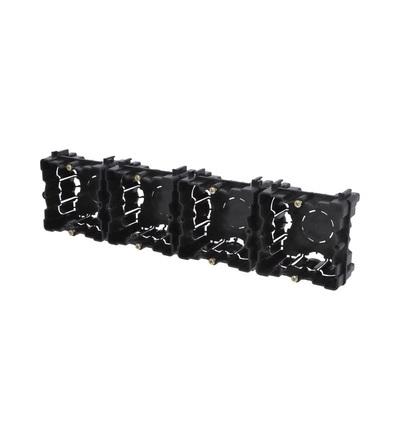 FAMATEL Krabice 3102 přístrojová 66x66x41mm 3102