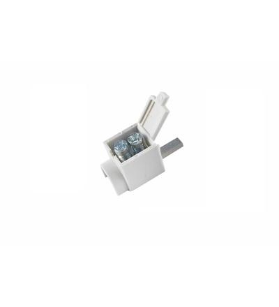 Svorka připojovací AS/25-SN, jazýček, krytá, 6-25mm2, 100A / 2010201, ELEMAN 323