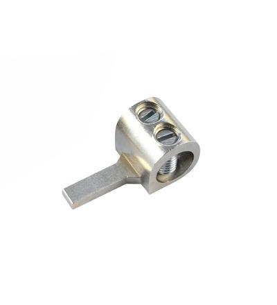 Svorka připojovací AS/35-S, jazýček, nekrytá, 35mm2, 100A / 2010402 vestavná šířka 14mm, ELEMAN 324