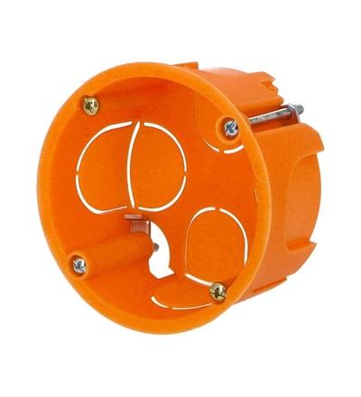 FAMATEL Krabice 3255 duté stěny, prům.67x39mm 3255