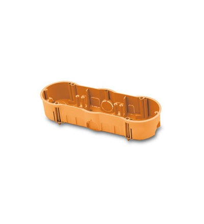 FAMATEL Krabice 3257 3-násobná, prům.67x45mm 3257