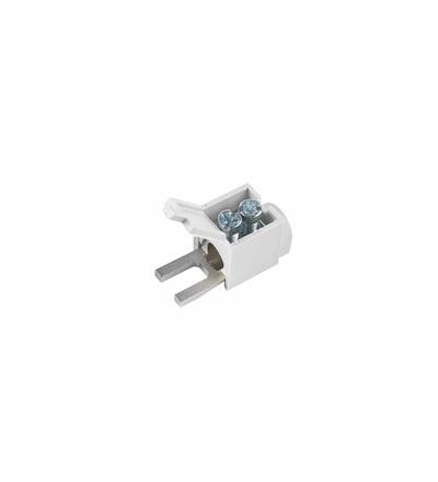 Svorka připojovací AS/25-GN, vidlička, krytá, 6-25mm2, 100A /2010103, ELEMAN 387