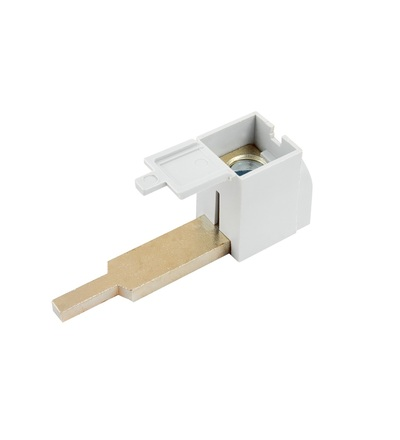 Svorka připojovací AS/6-50-SL dlouhý jazýček, krytá, 6-50mm2, 160A / 2010232, ELEMAN 389