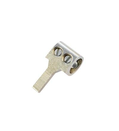 Svorka připojovací AS/35-FS/N, jazýček, nekrytá, 35mm2, 100A / 2010404, ELEMAN 393