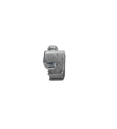 Svorka třmenová SK 185 F5 - pro měděné přípojnice výšky 5mm, 35-185mm2, ELEMAN 763