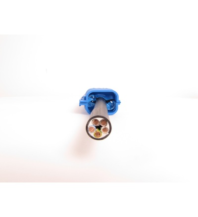 Spojka gelová SHARK 516, se svork. 5x (2,5 - 16mm2), 0,6/1kV, ELEMAN 1000530