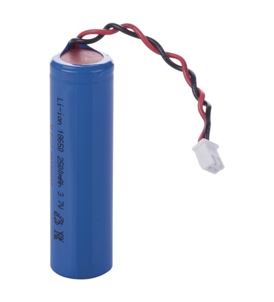 Emos Náhradní Li-ion baterie ke svítilně P4518, 3,7 V/ 2,5 Ah B9600