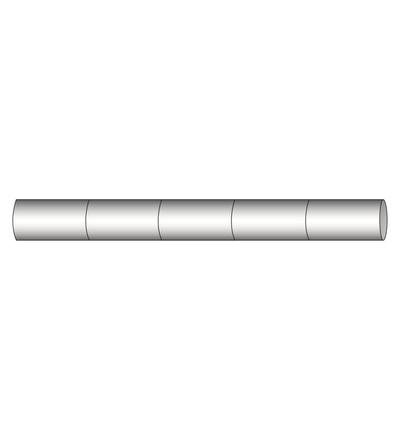 Emos Náhradní baterie do nouzového světla, 6 V/1600 mAh SC NiCd B9804