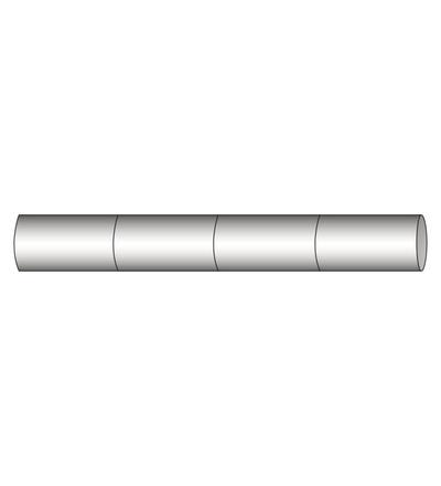 Emos Náhradní baterie do nouzového světla, 4,8 V/4500 mAh D NiCd B9853