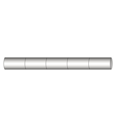 Emos Náhradní baterie do nouzového světla, 6 V/4500 mAh D NiCd B9854