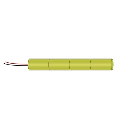 Emos Náhradní baterie do nouzového světla, 4,8V/2000D SC NiMH B9907