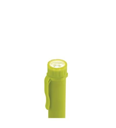 Emos COB LED + LED ruční svítilna P3897, 230 lm, 3× AAA, 16 ks P3897