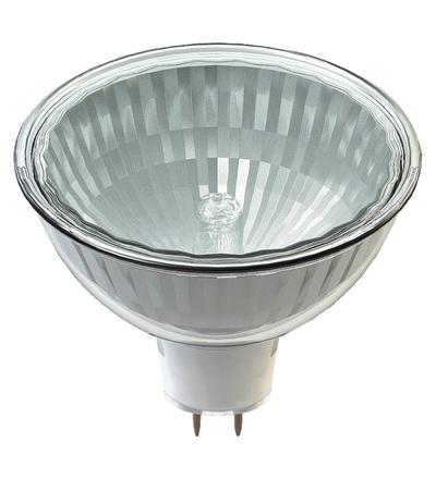 Halogenová žárovka MR16 40W GU5,3 teplá bílá, stmívatelná ZE1303
