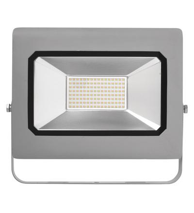 LED reflektor PROFI šedý, 100W neutrální bílá ZS2650