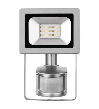 LED reflektor PROFI s pohybovým čidlem, 10W neutrální bílá ZS2710