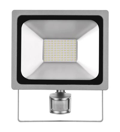 LED reflektor PROFI s pohybovým čidlem, 50W neutrální bílá ZS2740