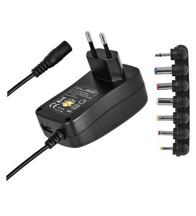 Emos Univerzální pulzní USB napájecí zdroj 1500 mA s hřebínkem N3112
