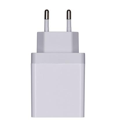 Emos Univerzální USB adaptér PD do sítě 1,5–3,0A (30W) max. V0120