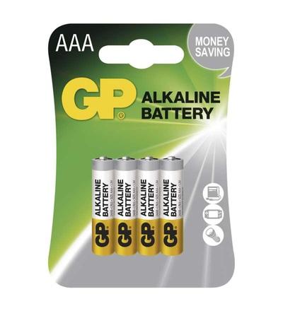 Alkalická baterie GP Alkaline AAA (LR03) BA1311
