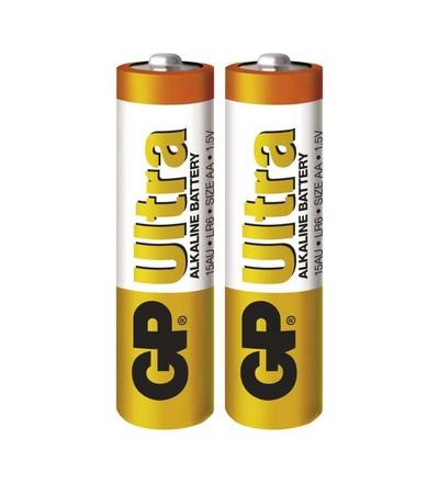 Alkalická baterie GP Ultra AA (LR6) B1920