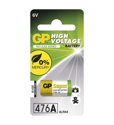 Alkalická speciální baterie GP 476AF (4LR44) 6 V B1303