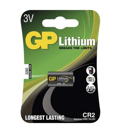 Lithiová baterie GP CR2 B1506