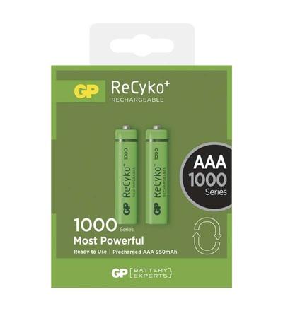 Nabíjecí baterie GP ReCyko+ 1000 (AAA) B1411
