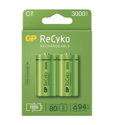 Nabíjecí baterie GP ReCyko 3000 C (HR14) B2133
