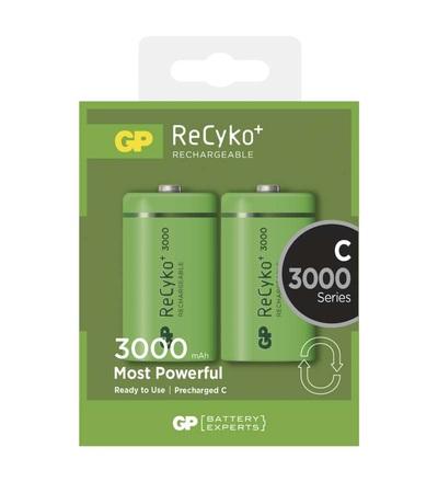 Nabíjecí baterie GP ReCyko+ 3000 (C) B0832