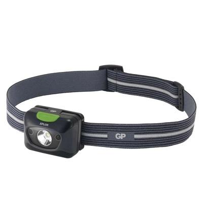 LED čelovka GP Xplor PH15, 300 lm P8561